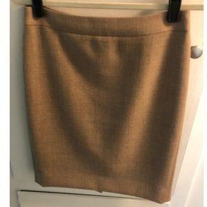 JCrew Classic No. 2 Pencil Skirt